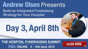 AOlsen - Hospital Fundraising - Integration