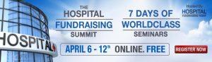 Hospital Fundraising Summit Banner
